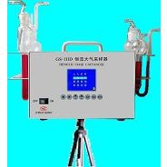 恒流大气采样器(自动) WD-GS3D