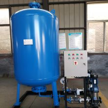 北京卓智生产定压补水机组 无负压供水设备 厂家 耐腐蚀、占地面积小