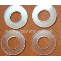 塑料垫片 PVC透明塑料平垫片 塑胶绝缘垫圈 塑胶介子
