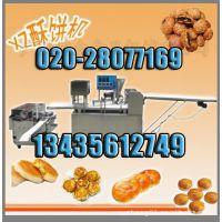 旭众全自动酥饼机厂家 绿豆饼机 老婆饼机(厂家直销 全国联保)