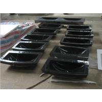 黑色大理石纯手工制作洗手盆
