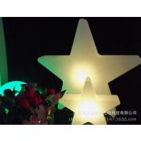 【LED发光五角星机芯】七彩发光家居饰品控制板 圣诞礼物小夜灯