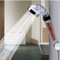 超强增压负离子淋浴花洒喷头热水器卫浴加增压花洒手持节水莲蓬头