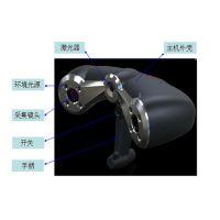 2015版手持激光扫描仪精度更高速度更快模具汽车内饰扫描设计佛像扫描汽车脚垫扫描