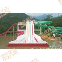 西安水上游艺设施 水上大型滑梯生产 水上乐园项目规划
