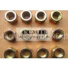 Auto Use Heavy Hex Nuts , Shantui Road Roller Stainless Steel Nuts