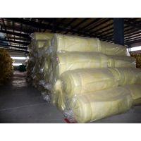 铝箔贴面16kg玻璃棉卷毡 A级防火玻璃棉卷毡厂家报价