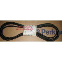 珀金斯发动机2624B655风扇皮带/充电机皮带