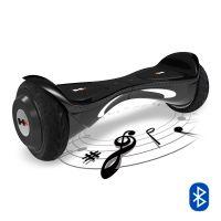 欢喜电动智能平衡车 扭扭车高配8寸带蓝牙双音箱LED车灯