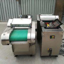 多功能不锈钢蔬菜切丝机 启航洋葱切丁机 高效耐用切丝机