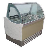 直销大理石冰淇淋展示柜冰淇淋柜尺寸安德利冷柜