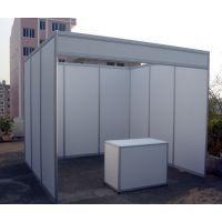 北京定做展会标摊 八棱柱标准摊位搭建材料销售