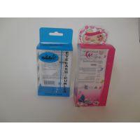 新款PVC盒 彩色UV印刷透明PVC盒 PVC塑料包装盒