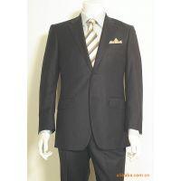 新款山西西服 商务西服 太原西服定做 职业西服套装 西服男装