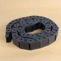 斜接头塑料拖链,金属接头尼龙拖链,机床电缆保护拖链