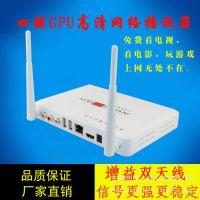 2015厂家爆款K6 四核无线网络电视机顶盒子 智能高清播放器批发