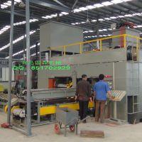 利用速生木质材料单板生产一种高档木材重组仿实木工艺设备