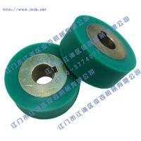 热风机硅胶轮、压胶机胶轮、大胶轮、过胶机胶轮 订做胶轮