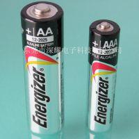 Energizer 劲量 5号/7号/AA/AAA 1.5V碱性电池 英文版