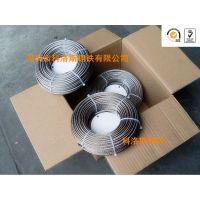 供应进口不锈钢丝绳,304/316L不锈钢钢丝绳,精密钢丝绳销售