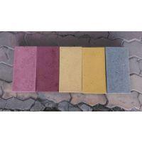 生产厂家供应仿石PC砖,仿花岗岩砖已经新型PC砖