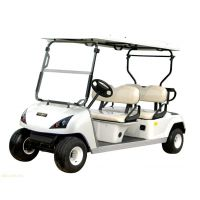 供应电动高尔夫球车4座
