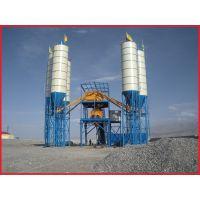 华科小型连体混凝土搅拌站 2HZS25型混凝土搅拌站价格