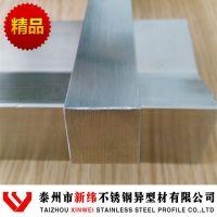 304热销产品 不锈钢方钢 316冷拉不锈钢方钢 非标方棒定制厂家