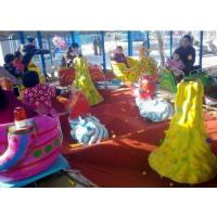 郑州欢乐喷球车价格 游乐设备欢乐喷球车 轨道小火车类