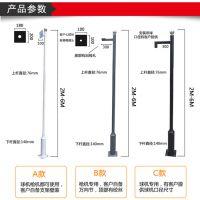 中国名牌常州财林监控杆(监控立杆专业品牌)JK001