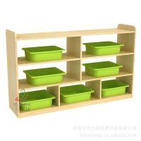 BEK38-YF223 幼儿园儿童教具柜 课室玩具摆放柜