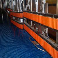 YA-VA膜包网带输送机,转弯网带机