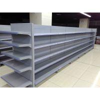 【高档超市货架】供应河南精品超市货架,双面超市货架,背板超市货架