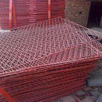厂家批发钢笆网 菱形钢板网脚手架脚踏网批发建筑网片