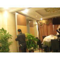 酒店会议室活动隔断生产设计安装