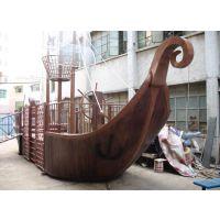 木船制作厂家,定制优质好木船 供应画舫船 玻璃钢船