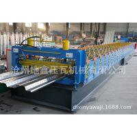 地鑫厂家供应彩钢楼层板机 多功能楼层板设备 复合板流水线