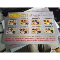印刷宣传单 菜单 族谱 DM单设计印刷 公司画册印刷设计