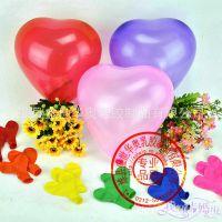 厂家批发1.3克心形气球,每包100个4.2元-雄县盛世华奥