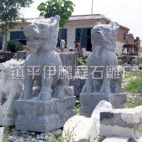 麒麟石雕 青石麒麟 河南南阳镇平县哪家石雕厂做工工艺***精