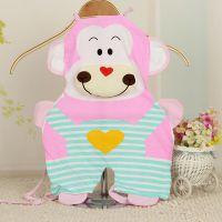 厂家批发2015新款夏装 全棉儿童造型肚兜 多色小熊时尚宝宝肚兜