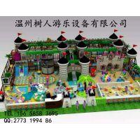 2015新品热销 儿童乐园 儿童室内游乐设备 宝宝乐园 充气城堡 宝宝游乐园项目 亲子园