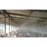 供应河南广西四川畜禽养殖场自动高压喷雾消毒除臭系统装置