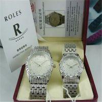 镶钻时尚超薄情侣韩版满天星手表 饰品手表厂家批发