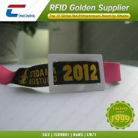 ICODE 2智能腕带厂家,RFID射频腕带,NFC演唱会腕带,NFC编织腕带
