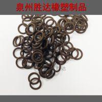 耐油耐高温氟橡胶O型圈 化工氟胶内径*线径