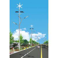 飞鸟厂家 供应山西太原大同6mLED太阳能路灯 景观灯