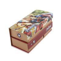 方思文具盒双层,文具纸盒定做,包装盒定制