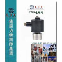 专业销售进口CNG电磁阀的厂家