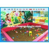 儿童游乐园设施厂家 儿童沙池 定做儿童沙池 乐宝贝沙池厂家